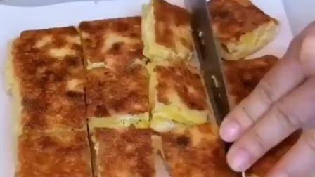 印度街头美食香蕉灌饼 好吃易做看完你也试试