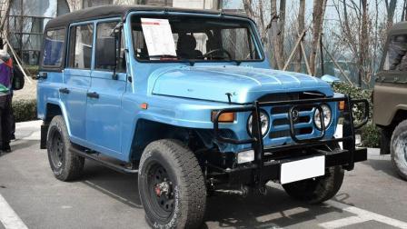 等了53年, 北汽终于开窍了, 2.8T新款北京212, 售7万起重返战场