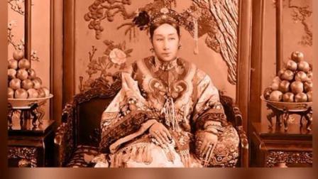 直击: 慈禧太后年轻时候的真实照片, 容貌秀美, 气质也很惊艳!