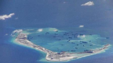 我国这块10平方公里的礁石, 这个国家却要占领, 大家说该怎么办?