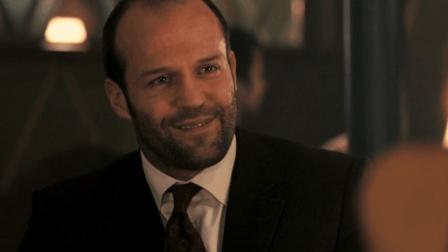 三分钟看完郭达·斯坦森主演的剧情电影《银行大劫案》