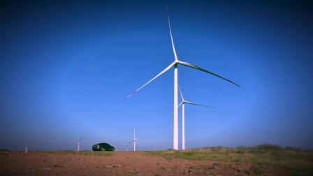 风力发电-大风车