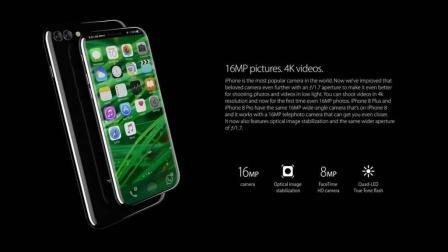 苹果正为iPhone开发曲面屏 小霸王回归游戏机市场