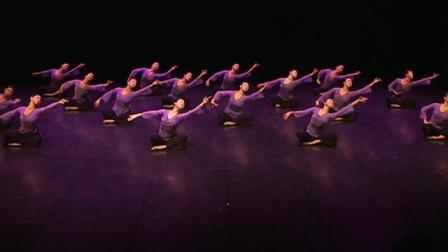 最美舞蹈旁白《坐式》中国古典舞身韵 气息与动律元素