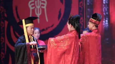 中华非物质文化遗产传承传统婚礼习俗展示秀·天行者影视