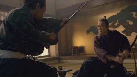 日本武士的真功夫, 短刀破长枪, 这功夫厉害啊