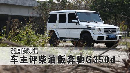 实用的硬汉,车主评柴油版奔驰G350d