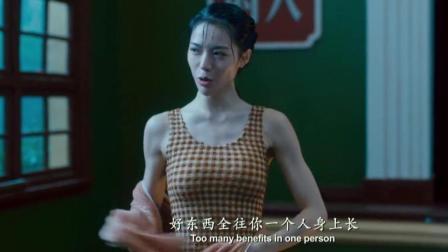 《芳华》众仙女水中嬉戏这段, 被评为该片最美没有之一