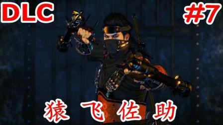 洛西2333【仁王】DLC 猿飞佐助 #7 通关攻略解说视频