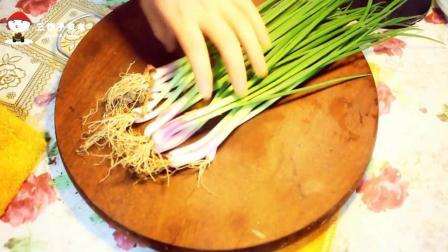 小葱这样保存, 放多久都不会坏, 再也不怕小葱买多了