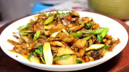 回锅肉重庆地区传统做法, 重庆大厨亲自示范, 这才真的美味