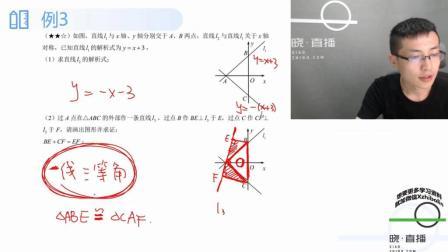 如何攻克一次函数压轴题? ! 来了解一下! (上篇)