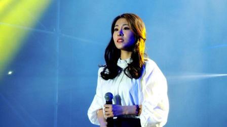 张碧晨最耐听的一首演唱, 听一遍就会爱上这首歌