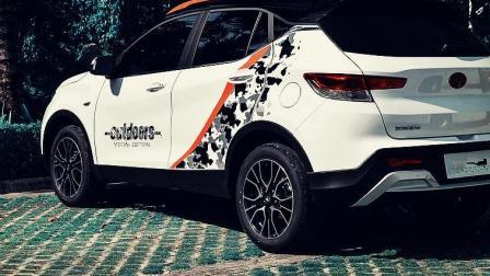 国产SUV新选择! 6.79万起, 意大利超跑大厂操刀, 车标更是美呆了!