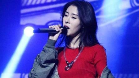 张碧晨现场一首《她说》嗓音真的太完美了, 你听过吗