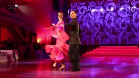 世界标准舞-西蒙&安妮特-现代舞