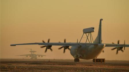 配备先进的平衡木雷达, 空警200的机群战术将会让敌人裸奔