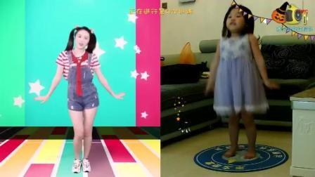 星星星星亮晶晶《小星星》幼儿园必会儿歌舞蹈