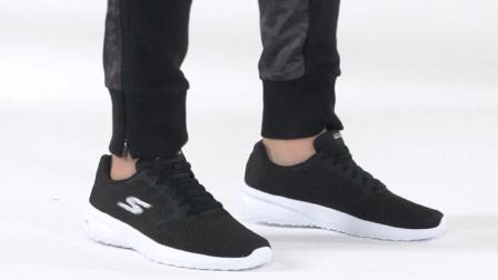 产品展示 Skechers斯凯奇轻便舒适男士运动鞋 让潮男们更具休闲风格简一