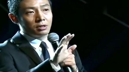 撒贝宁调侃黄渤, 台下明星都笑疯了, 被主持耽误的喜剧演员!