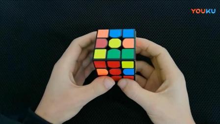 三阶魔方教程六面还原快速玩法【第三讲】一看就懂