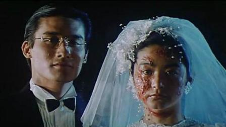 5分钟看完惊悚片《夺命佳人》, 梁家辉饰演人渣, 为了钱害老婆