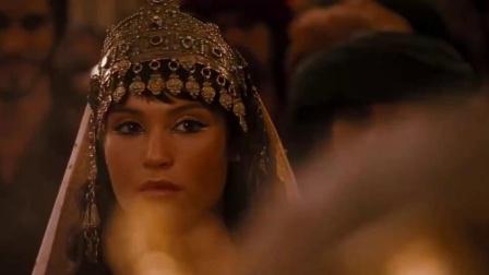 《波斯王子:时之刃 普通话版》  被指弑父蒙冤 得时空倒回之秘