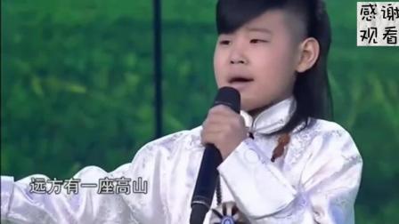 《天边》演唱: 阿比亚斯, 一个拥有天籁之音的小男孩