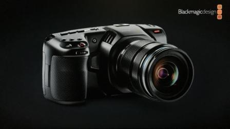 Blackmagic Pocket Cinema 4K Camera Hands on with CEO Grant Petty