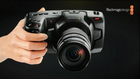 FIRST LOOK! Blackmagic Pocket Cinema Camera 4K! NAB 2018!