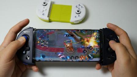 听说黑鲨游戏手机将要发布 赶紧拿飞智wee2游戏手柄出来压压惊