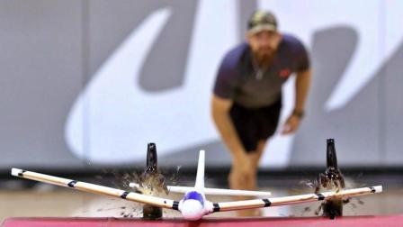 泡沫飞机无须遥控也能指哪儿打哪儿, 老外这手艺男生都喜欢!
