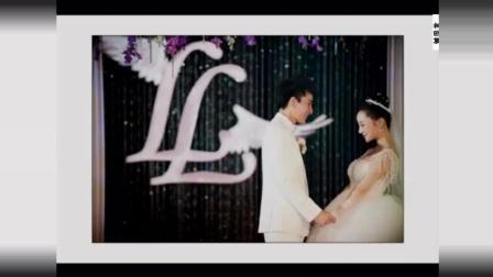 贾乃亮李小璐婚礼视频流出, 李小璐现场留下幸福的眼泪