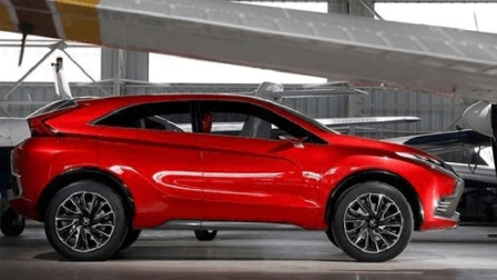 三菱这台SUV要火, 造型不输保时捷内饰堪比头等舱, 油耗仅2毛钱