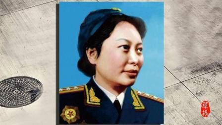 此女6岁参加革命, 9岁参军, 后嫁给最年轻开国上将, 现94岁仍健在