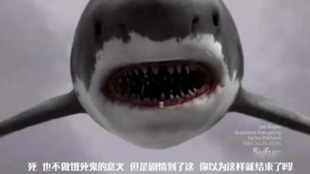 《鲨卷风》? 鲨鱼会飞那不是事儿