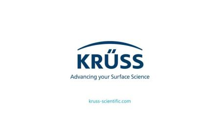 德国KRUSS克吕士_Universal analysis of liquid and solid surfaces | K100