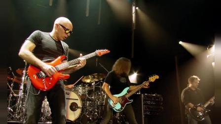 电吉他历史上完美的现场演奏之一 Joe Satriani [超清版]