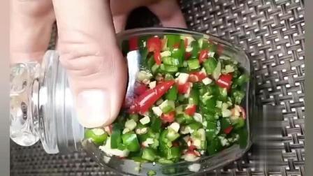 终于找到好吃辣椒酱的制作方法, 照着做了一下, 太好吃了