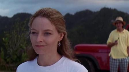 《超时空接触》  执着萌萝莉终成天文学家