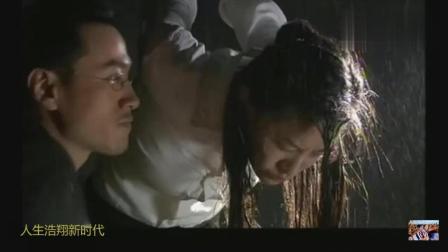 美女特工在大牢里, 面对日本人的各种羞辱和酷刑, 帼国不让须眉!