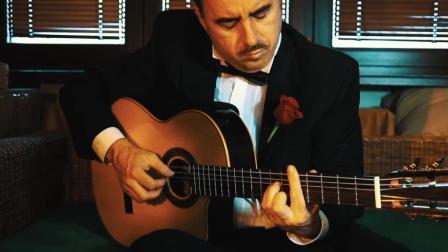 电影《教父》主题曲, 古典木吉他演奏, 意大利风情