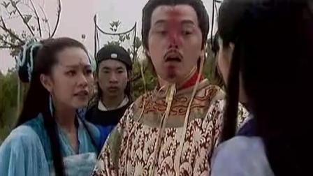 杨门女将: 杨八妹暴揍了一顿皇帝, 皇帝竟不敢言语只好灰溜溜走了
