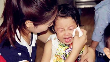 宝宝上幼儿园哭闹, 妈妈只用一招就解决了, 后悔现在才知道!