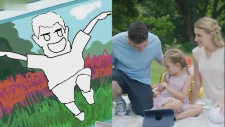 科技进步真快, 智能取色笔, 让你的孩子天生就是画家