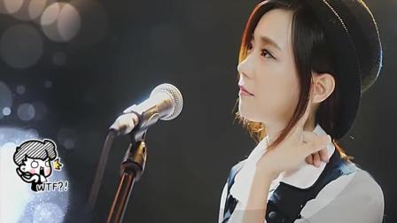美女抒情翻唱王杰《不浪漫罪名》, 粤语好标准