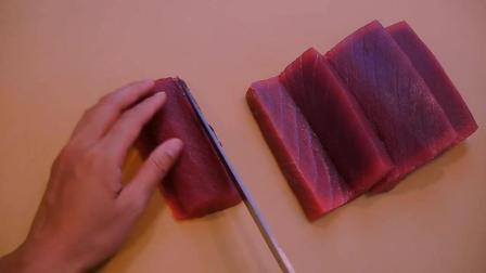 怎么处理吃不完的金枪鱼? 这样做不要太美!
