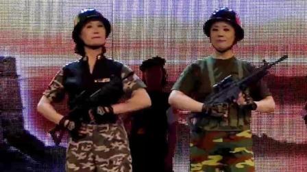 天坛周末11110 模特表演《我们的队伍向太阳》解放军总后艺术团