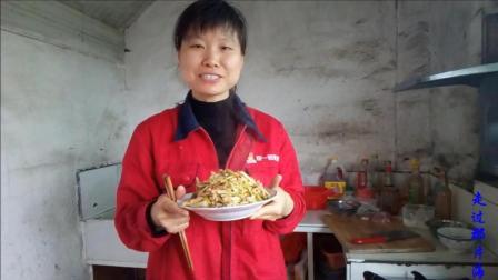 江西农村家常菜 藠头炒明笋的家常做法大全 美食美味 走过那片海下厨房