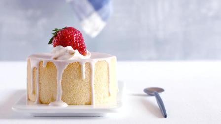 【超火爆 · 芝士奶盖流心雪崩蛋糕】3分钟学会3种口味!